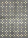 Gray wrapping paper with crosses Royalty Free Stock Photos