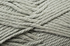 Gray Yarn Texture Close Up stock fotografie