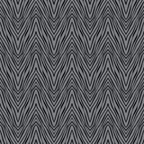 Gray zigzag seamless texture, vector Royalty Free Stock Photos