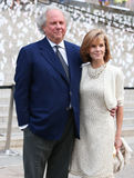 Graydon Carter and Anna Scott Royalty Free Stock Photography