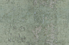 Grayish Green Weathered and Distressed Textured Background Wall Royalty Free Stock Photo