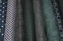 GrayQuilt Royalty Free Stock Photo