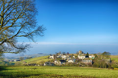 Grayrigg village in Cumbria Stock Photography