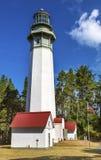 Grays Harbor Lighthouse Maritime Museum Westport Washington Stock Photography