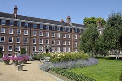 Grays Inn gardens Royalty Free Stock Photography