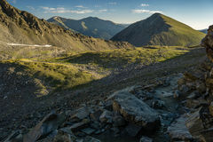 Grays Peak Trail Royalty Free Stock Images