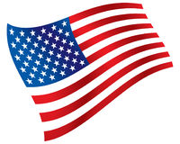 Grayscale americano Imagen de archivo libre de regalías