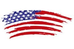 Grayscale americano Imagem de Stock