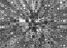 Grayscale Burst Stock Images