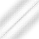 An grayscale halftone background. Stock Photos