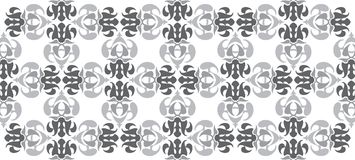 Grayscale pattern. Grayscale wallpaper pattern useful for background usage Stock Images