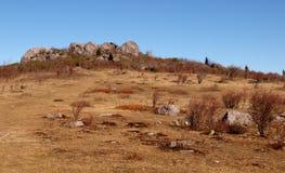 Grayson高地国家公园 免版税库存图片