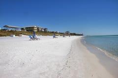 Grayton海滩 库存照片