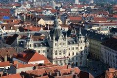 Graz Österreich Lizenzfreies Stockbild
