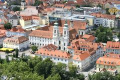 Graz Royalty Free Stock Photo