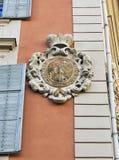 Graz ancient architecture in Austria Stock Image