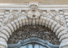 Graz ancient architecture in Austria Royalty Free Stock Images