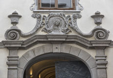 Graz ancient architecture in Austria Royalty Free Stock Photography