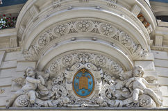 Graz ancient architecture in Austria Royalty Free Stock Image