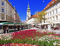 Graz Royalty Free Stock Images