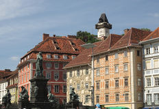 Graz, Austria Royalty Free Stock Photo