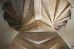 GRAZ, AUSTRIA - junio de 2017: La escalera espiral doble Doppelwendeltreppe en Graz, Austria Fotos de archivo libres de regalías