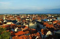 Graz, Autriche. Image libre de droits
