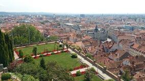 Graz Autriche Photo libre de droits