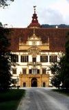 Graz - château Eggenberg Images libres de droits