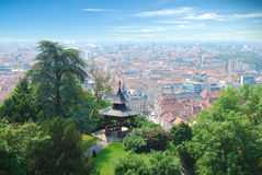 Graz city Stock Images