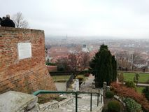 Graz Clocktower Stock Image