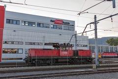 Graz Hauptbahnhof railway station, Austria. Stock Image