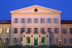 graz meran palais Στοκ εικόνες με δικαίωμα ελεύθερης χρήσης