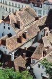 Graz panorama Royalty Free Stock Image