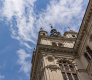 Graz Town Hall, low-angle shot Stock Images