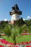 Graz - Uhrturm Royalty Free Stock Images