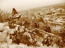 Graz vieja Foto de archivo libre de regalías