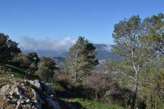 Grazalema βουνά, Ισπανία Στοκ εικόνα με δικαίωμα ελεύθερης χρήσης