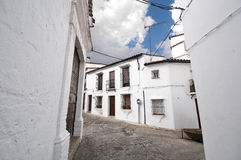 Grazalema town Royalty Free Stock Images