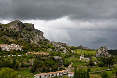 Grazalema View Royalty Free Stock Image
