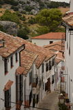 Grazalema village, Andalusia, Spain Royalty Free Stock Images