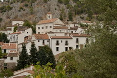 Grazalema village, Andalusia, Spain Stock Photography