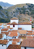 Grazalema, White Towns, Cadiz province, Spain Stock Photos
