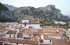 Grazalema, White Towns, Cadiz province, Spain Stock Image