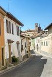 Grazzano Badoglio (Monferrato) Royalty Free Stock Images
