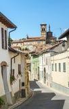 Grazzano Badoglio (Monferrato) Royalty Free Stock Photography