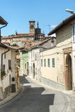 Grazzano Badoglio (Monferrato) Royalty Free Stock Photo