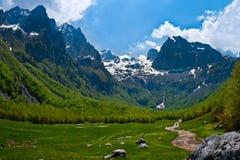 Grbaja Valley Royalty Free Stock Image