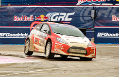 Grc 215. Louisville, Kentucky – May 21, 2017:  Cole Keatts races at the Red Bull GRC in Louisville, Kentucky, on May 21, 2017 Royalty Free Stock Photo
