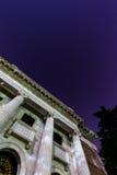 Greakorridoren av det Tsinghua universitetet arkivbilder